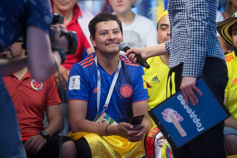 2. колумбиец